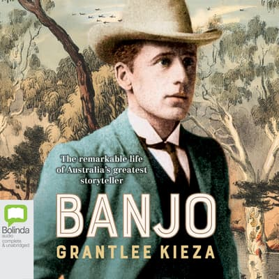 Banjo by Grantlee Kieza audiobook