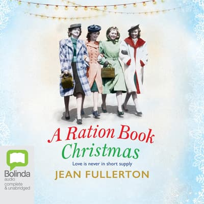 A Ration Book Christmas by Jean Fullerton audiobook