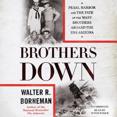 Brothers Down by Walter R. Borneman audiobook