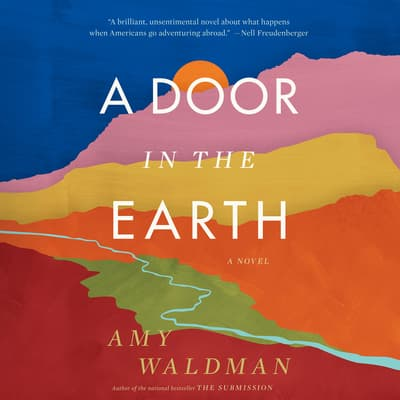 A Door in the Earth by Amy Waldman audiobook