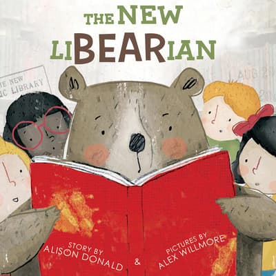 The New LiBEARian by Alison Donald audiobook
