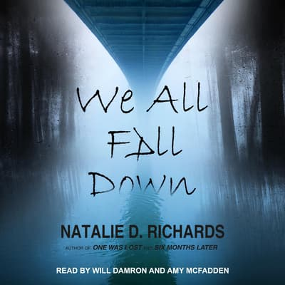 We All Fall Down by Natalie D. Richards audiobook
