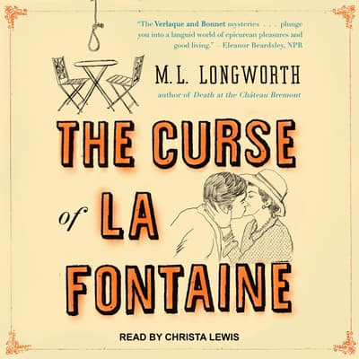 The Curse of La Fontaine by M. L. Longworth audiobook