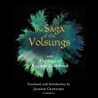 The Saga of the Volsungs by Jackson Crawford audiobook