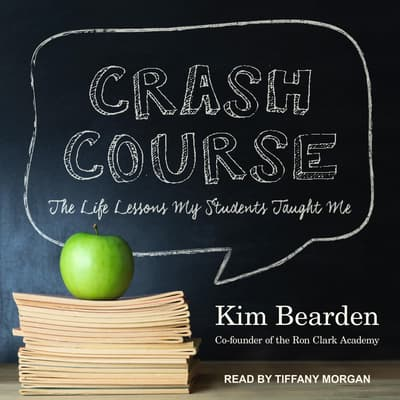 Crash Course by Kim Bearden audiobook