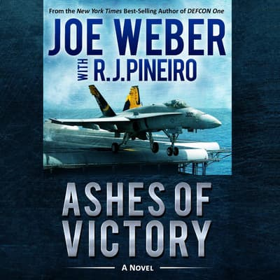 Ashes of Victory by R. J. Pineiro audiobook