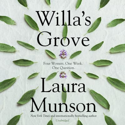 Willa's Grove by Laura Munson audiobook