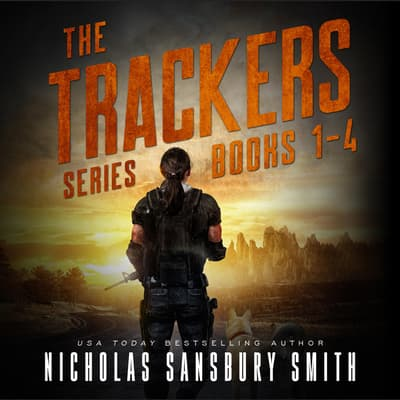 The Trackers Series Box Set by Nicholas Sansbury Smith audiobook