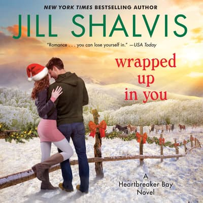 Wrapped Up in You by Jill Shalvis audiobook
