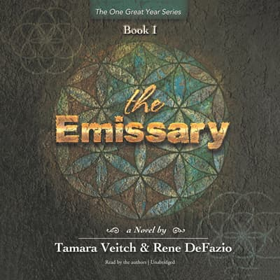 The Emissary by Tamara Veitch audiobook