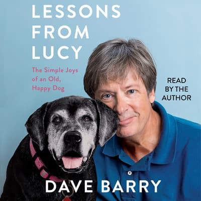 Lessons From Lucy by Dave Barry audiobook