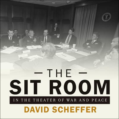 The Sit Room by David Scheffer audiobook