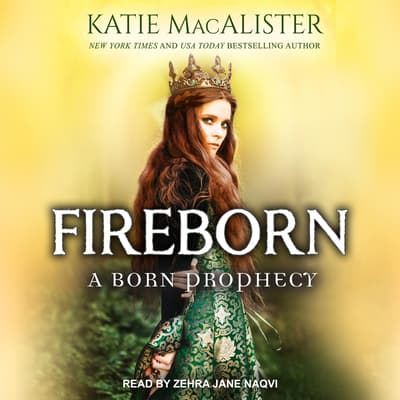 Fireborn by Katie MacAlister audiobook