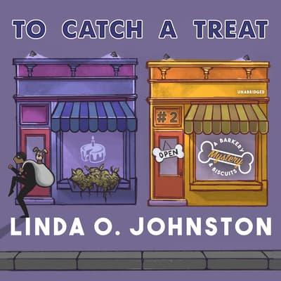 To Catch a Treat by Linda O. Johnston audiobook