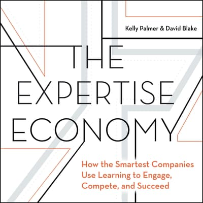 The Expertise Economy by Kelly Palmer audiobook