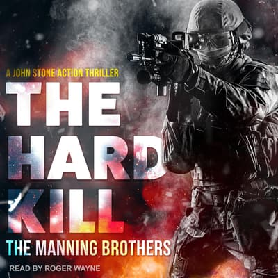 The Hard Kill by Allen Manning audiobook