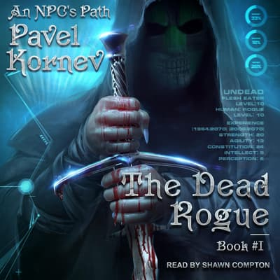 The Dead Rogue  by Pavel Kornev audiobook