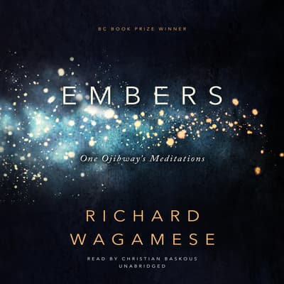 Embers by Richard Wagamese audiobook