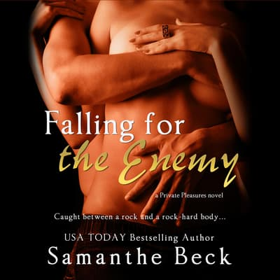Falling for the Enemy by Samanthe Beck audiobook