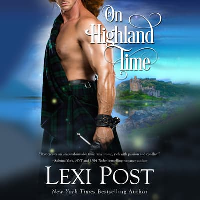 On Highland Time by Lexi Post audiobook