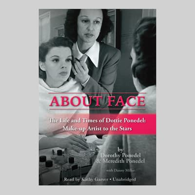 About Face by Dorothy Ponedel audiobook