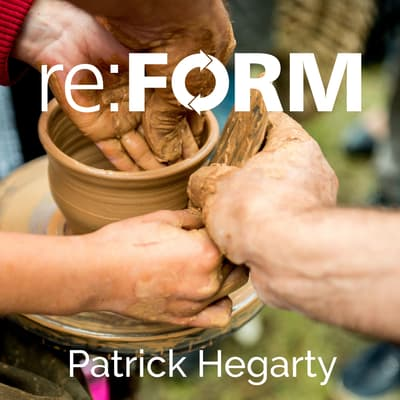 re:FORM by Patrick Hegarty audiobook