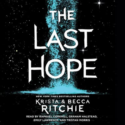 The Last Hope by Krista Ritchie audiobook