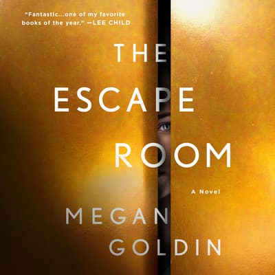The Escape Room by Megan Goldin audiobook