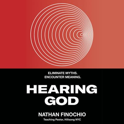 Hearing God by Nathan Finochio audiobook