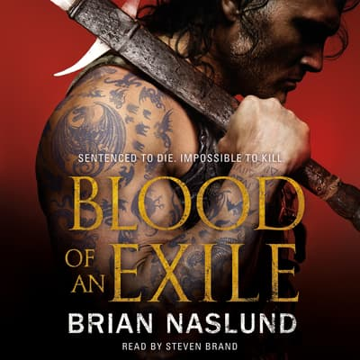 Blood of an Exile by Brian Naslund audiobook