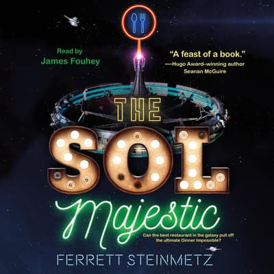 The Sol Majestic by Ferrett Steinmetz audiobook