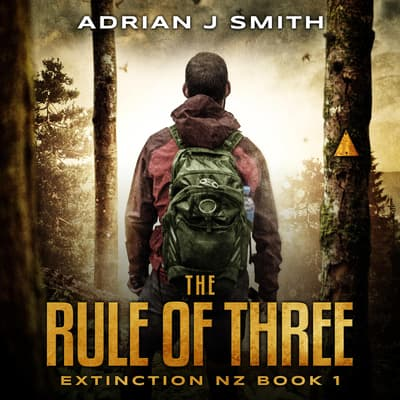 The Rule of Three  by Adrian J. Smith audiobook