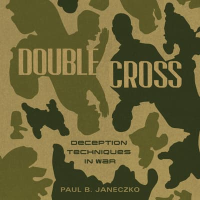 Double Cross by Paul B. Janeczko audiobook