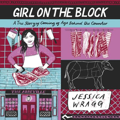 Girl on the Block by Jessica Wragg audiobook