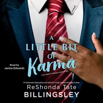 A Little Bit of Karma by ReShonda Tate Billingsley audiobook