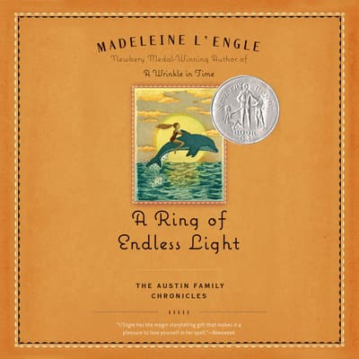 A Ring of Endless Light by Madeleine L'Engle audiobook