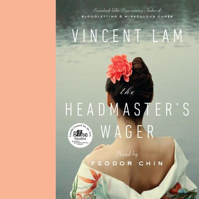 The Headmaster's Wager by Vincent Lam audiobook