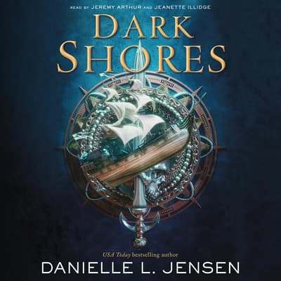 Dark Shores by Danielle L. Jensen audiobook