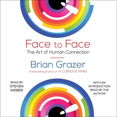 Face to Face by Brian Grazer audiobook