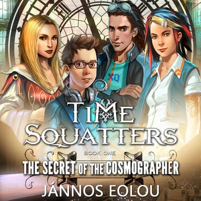 The Secret of the Cosmographer by Jannos Eolou audiobook