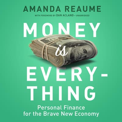 Money Is Everything by Amanda Reaume audiobook