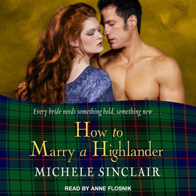 How to Marry a Highlander by Michele Sinclair audiobook