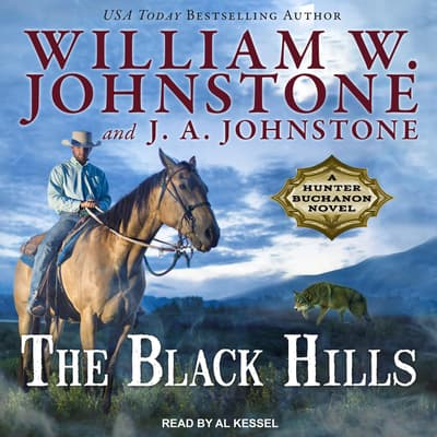 The Black Hills by J. A. Johnstone audiobook