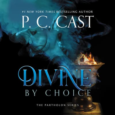 Divine by Choice by P. C. Cast audiobook