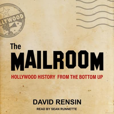 The Mailroom by David Rensin audiobook