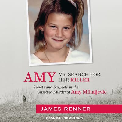Amy by James Renner audiobook