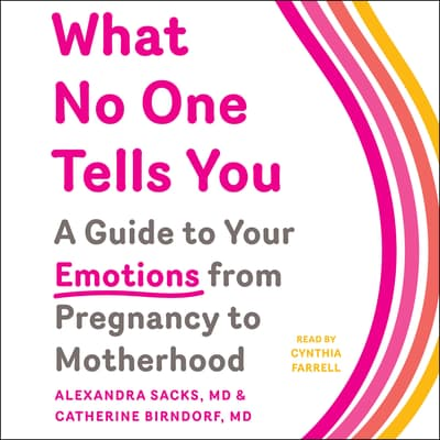What No One Tells You by Alexandra Sacks audiobook