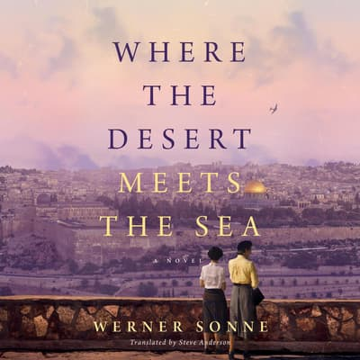 Where the Desert Meets the Sea by Werner Sonne audiobook
