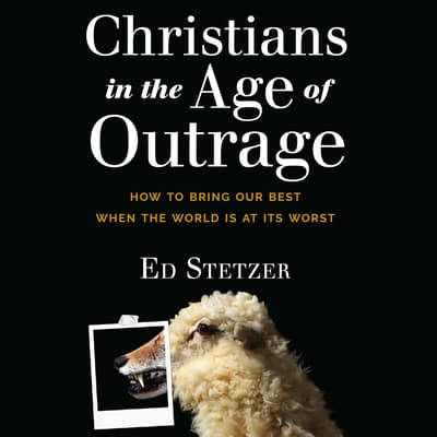Christians in the Age of Outrage by Ed Stetzer audiobook