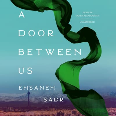 A Door between Us by Ehsaneh Sadr audiobook